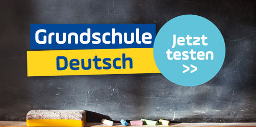 Schaffst du die 4. Klasse im Fach Deutsch? Teste dich!