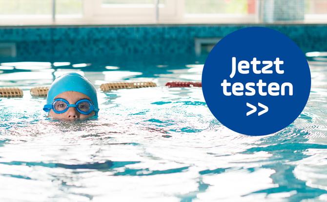Schwimmer oder Nichtschwimmer? Teste dein Wissen im Baderegel-Quiz!