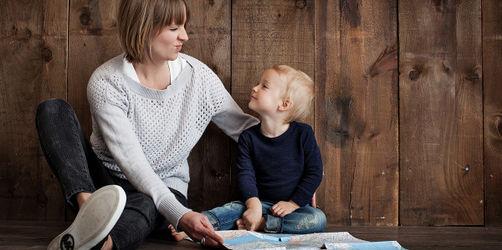 Ab welchem Alter darf und kann ich meine Kinder alleine lassen?