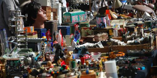 Schnäppchenjäger aufgepasst: Das sind die schönsten Flohmärkte in Bayern