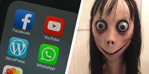 """""""Momo"""" schockt Kinder auf YouTube: So sollten Eltern mit der Gefahr umgehen"""