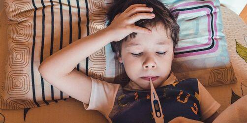 Kinder immer öfter krank: So verhaltet ihr euch jetzt als Eltern