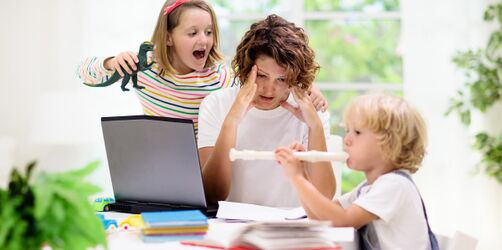 Tipps & Methoden: Was tun, wenn einen das Kind zur Weißglut treibt?