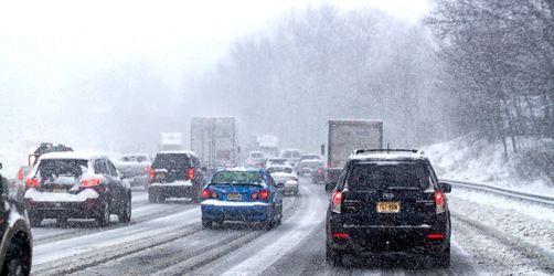 Zu spät zur Arbeit wegen Schnee und Glätte: Darf mich mein Chef kündigen?