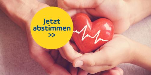 Jetzt abstimmen: Soll in Deutschland jeder automatisch Organspender sein?