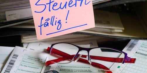 Die ANTENNE BAYERN Steuer-Checkliste: So klappt die Last-Minute-Steuererklärung!