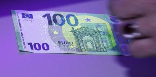 100- und 200 Euro-Banknoten: So sehen die neuen Geldscheine aus