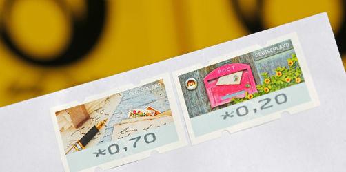 Höchste Portoerhöhung aller Zeiten: So teuer wird künftig ein Brief