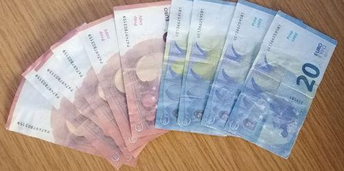 Polizei warnt vor Falschgeld: 10- und 20-Euro-Blüten bundesweit im Umlauf