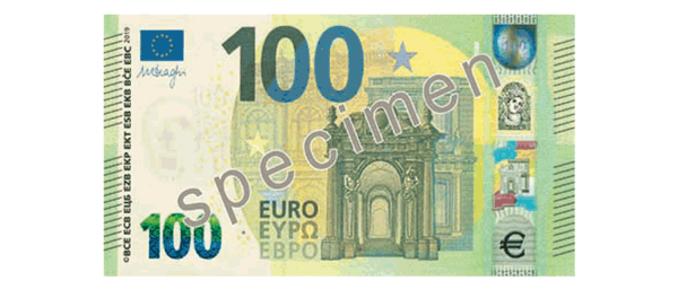 100 und 200 euro banknoten so sehen die neuen. Black Bedroom Furniture Sets. Home Design Ideas