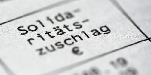 Soli-Abbau 2021 im Bundestag beschlossen: So viel spart ihr künftig