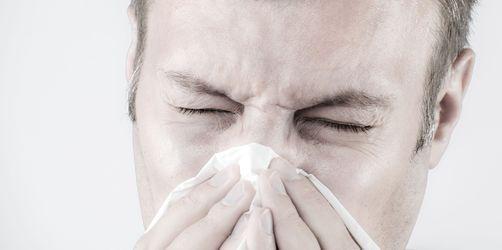 Männergrippe - Studie beweist: Männer leiden wirklich mehr als Frauen