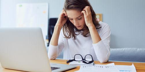 Stress im Job: Diese zehn Berufe können euch depressiv machen