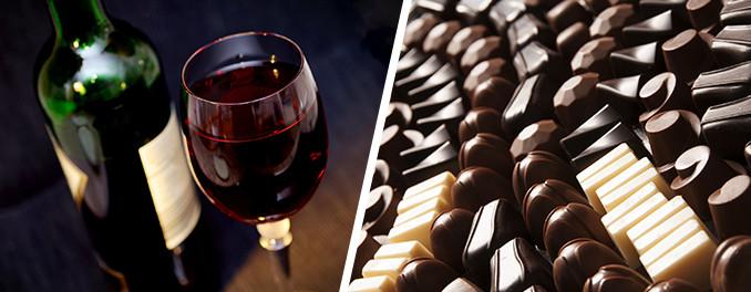 Neue Traum Diat Leichter Abnehmen Mit Schokolade Und Wein