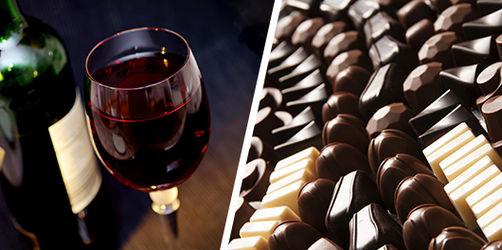 Neue Traum-Diät? Leichter abnehmen mit Schokolade und Wein!