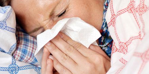 Deutlich mehr Grippefälle in Bayern: So stark ist eure Region betroffen