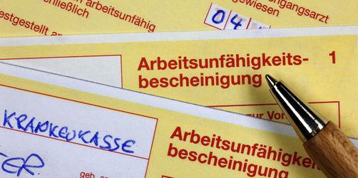 """""""Gelber Zettel"""" wird abgeschafft: Was das für Krankmeldungen bedeutet"""