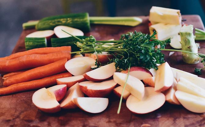 Gesundheitsrisiko: Muss ich Obst und Gemüse wirklich waschen?