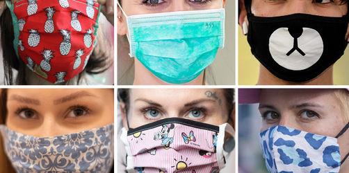 Maskenpflicht: So reinigt ihr eure Mund-Nase-Masken richtig