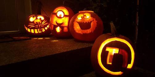 Halloween-Kürbisse schnitzen: Coole Ideen zum Gruseln