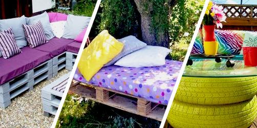 DIY: Diese Garten-Ideen könnt ihr ganz einfach selbermachen