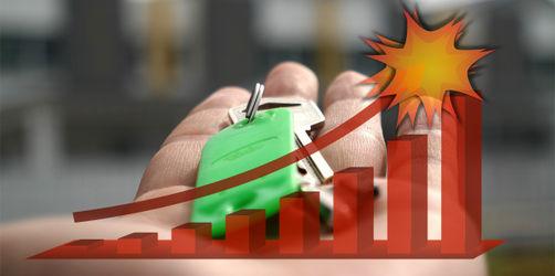 Mietpreis-Explosion: So entwickelten sich die Mieten in den letzten 10 Jahren