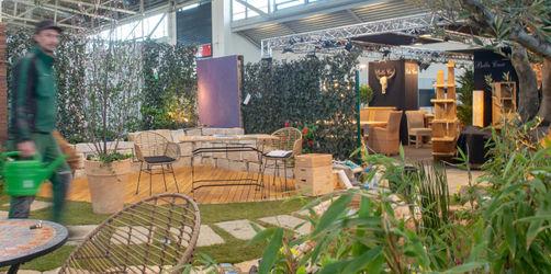 Gartenmesse München: Das sind die Garten-Trends 2019