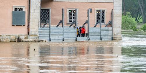Hilfe bei Unwetterschäden: Darum sollten Hausbesitzer sich jetzt absichern