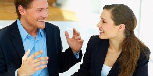 Smalltalk: So plaudern Sie erfolgreich