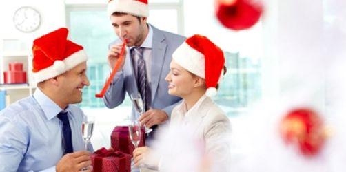 """""""Oh, du schreckliche...!"""": Wenn es auf der Weihnachtsfeier (zu) heiß herging..."""
