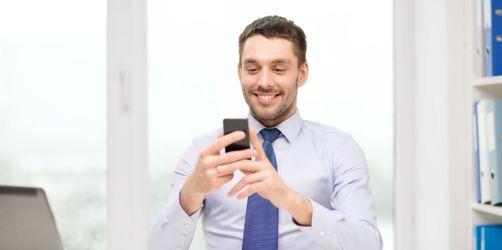 Zeitvertreib: Die lustigsten Apps für die Arbeit