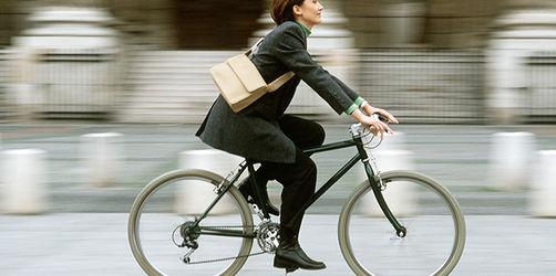 Geld sparen mit dem Rad: Ein Dienstfahrrad lohnt sich