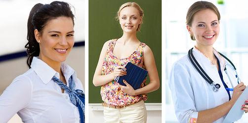 Top 15: Diese Jobs finden Männer bei Frauen mega sexy