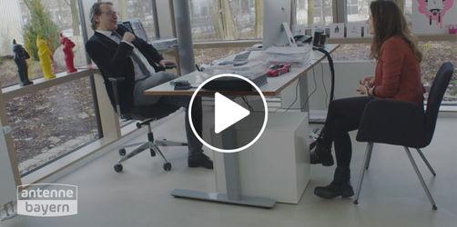 Video: Das ehrlichste Bewerbungsgespräch aller Zeiten