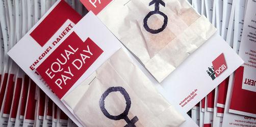 Equal Pay Day: In diesen Jobs verdienen Frauen deutlich weniger als Männer