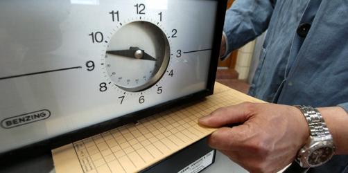 Wichtiges Urteil zu Arbeitszeiten: Kommt jetzt die Stechuhr für alle?