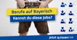 Berufe auf Bayerisch: Kennst du diese Jobs? Jetzt quizzen!