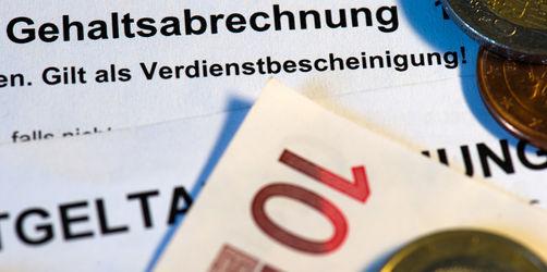 Lohn-Übersicht: In diesen Gebieten verdienen die Deutschen am meisten