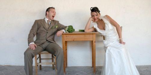Videogalerie: Die lustigsten Hochzeits-Pannen