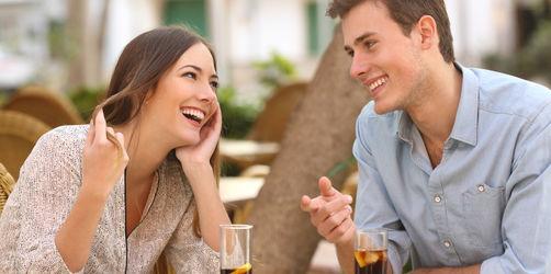 Erstes Date: Mit diesen Gesprächsthemen könnt ihr punkten