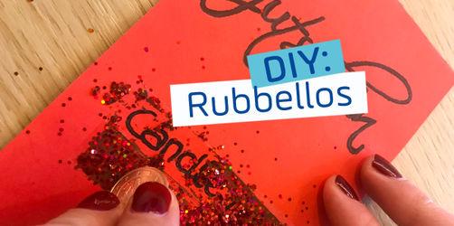 DIY zum Valentinstag: Rubbellos-Gutschein