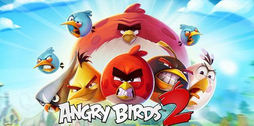 Angry Birds 2 - Die Schweinejagd geht in die nächste Runde