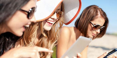 Urlaubs-Apps: Die besten digitalen Helferlein für die Sommerferien