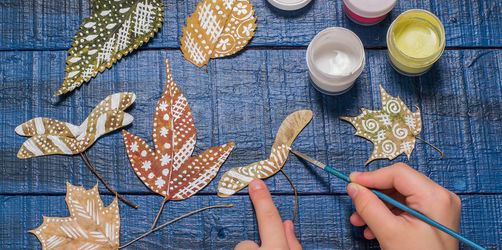 Herbst-Deko selbst gemacht: 15 tolle Do-it-yourself-Tipps