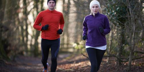 Sport im Winter: Die wichtigsten Tipps für kalte Tage