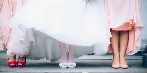 Knigge für Hochzeitsgäste