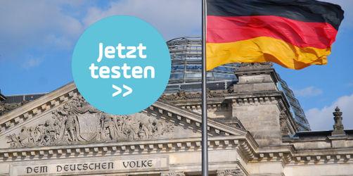 Würdest du die deutsche Staatsbürgerschaft bekommen? Mache hier den Test!