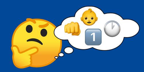 Emoji-Quiz: Erkennst du die Hits der 90er?