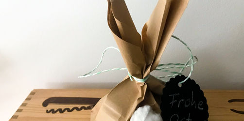 Do-it-Yourself: Oster-Geschenktüte