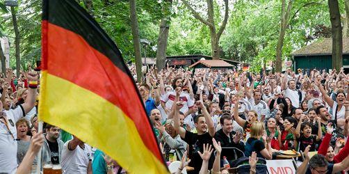 WM 2018: Public Viewing Übersicht für Bayern